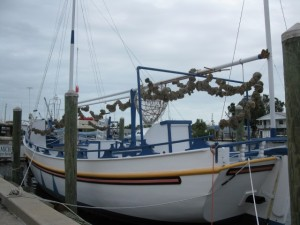 Sponging Boats, Tarpon Springs, Florida