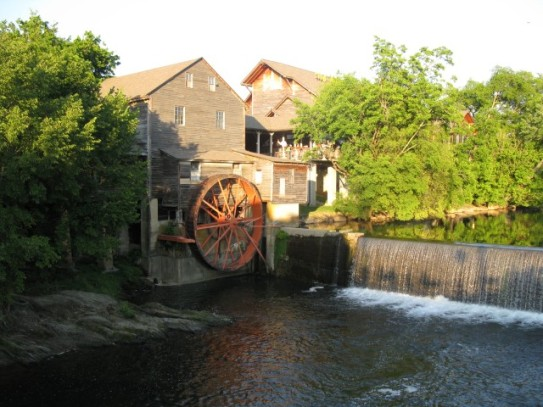 Flour Mill, Pigeon Forge, Tennessee