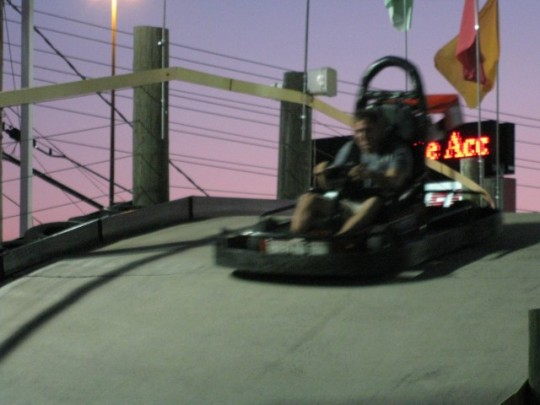 Go-Kart Racing, Pigeon Forge
