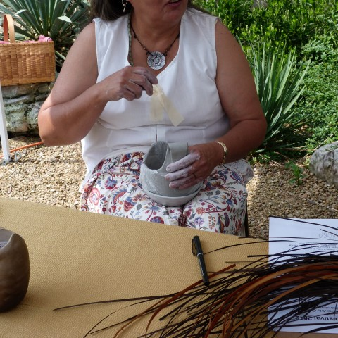 Native Potter, Cherokee Voices Festival