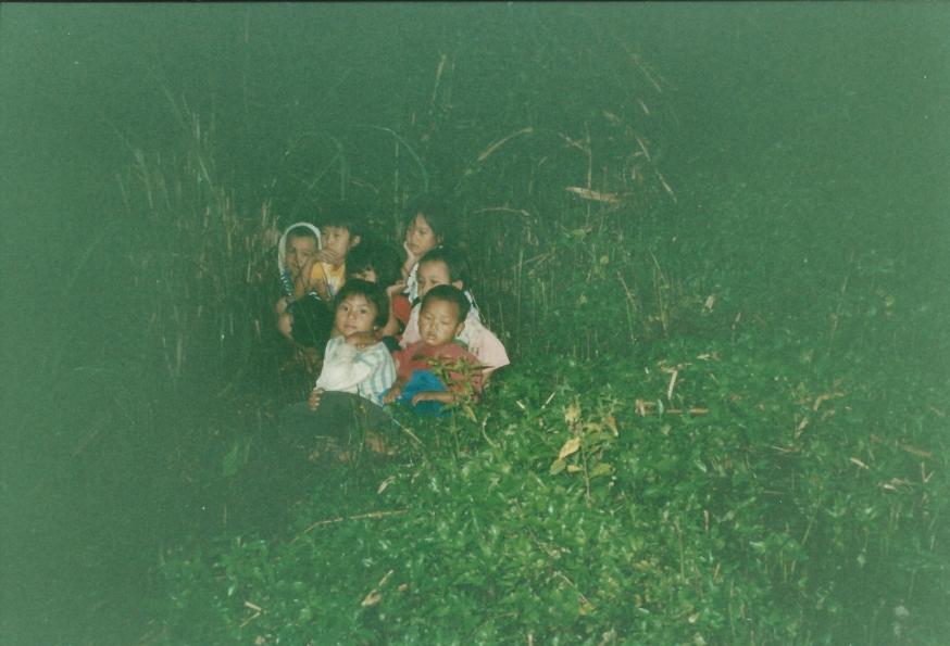 Lisu Village Children
