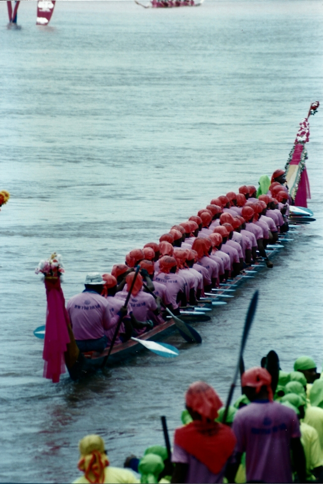 Long boat races