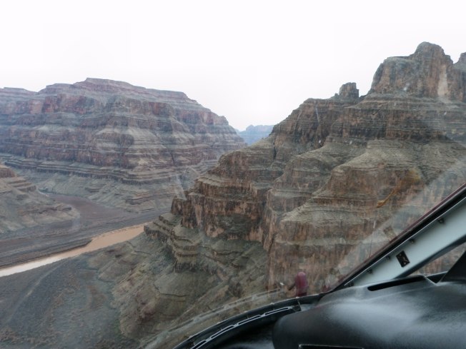 Approaching the Colorado River