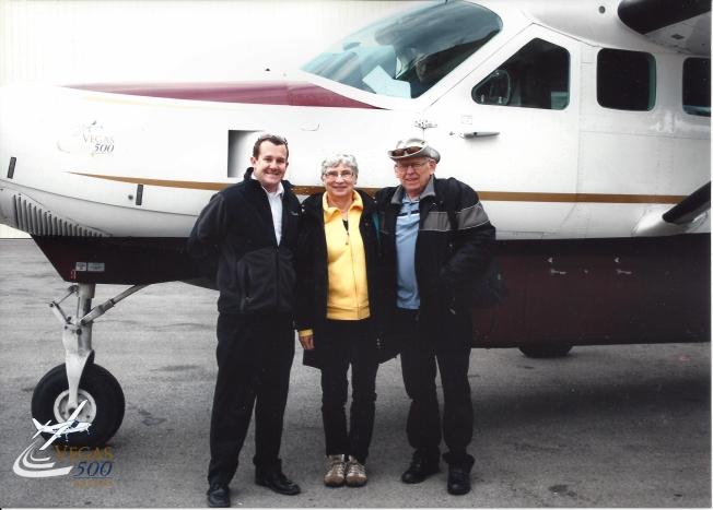 Vegas 500 Plane