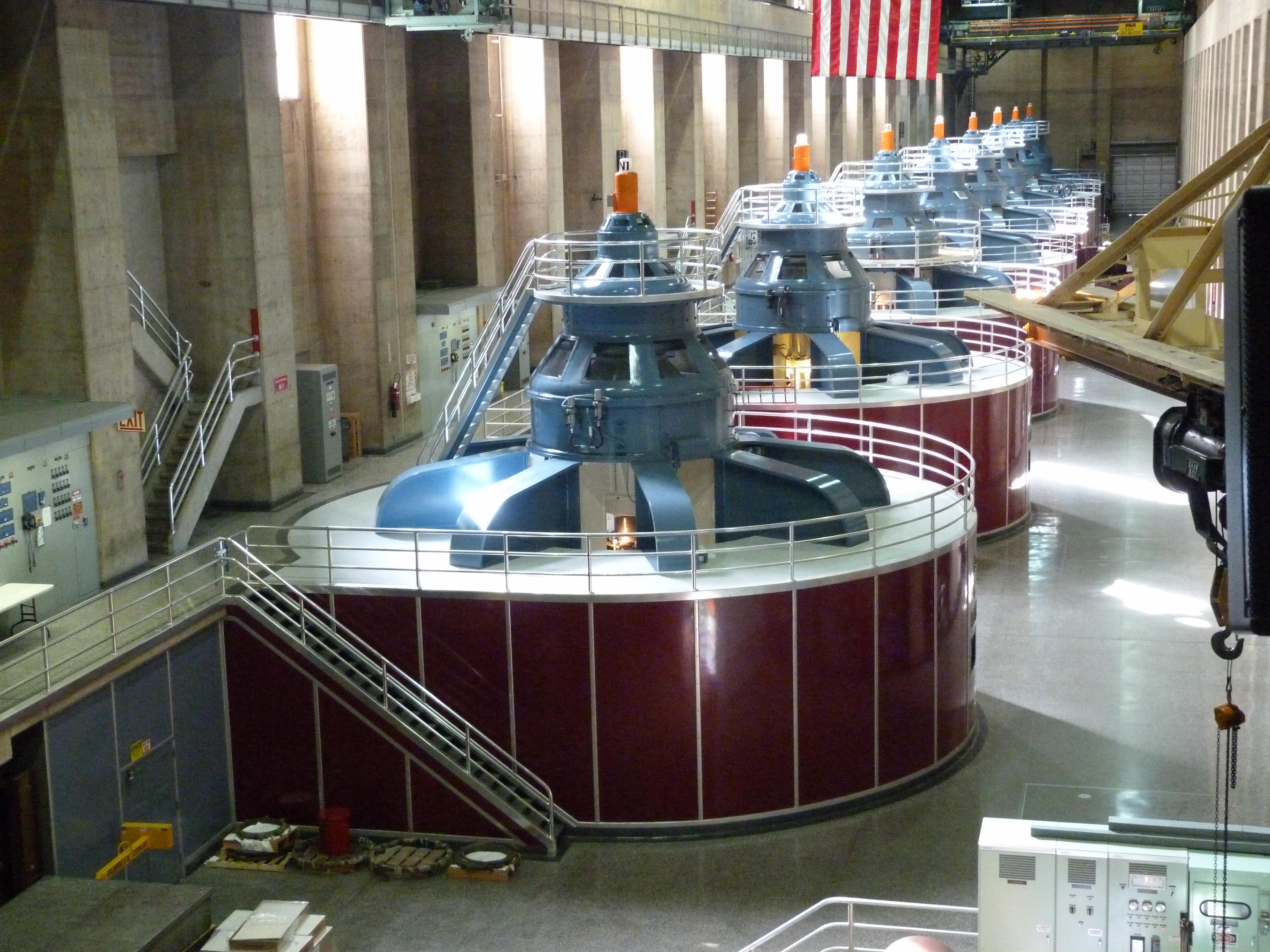 New Vegas Hoover Dam Safe Room