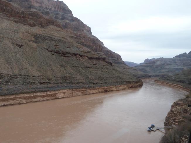 Into Grand Canyon
