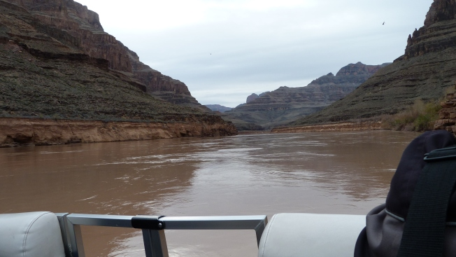 View from the Colorado River
