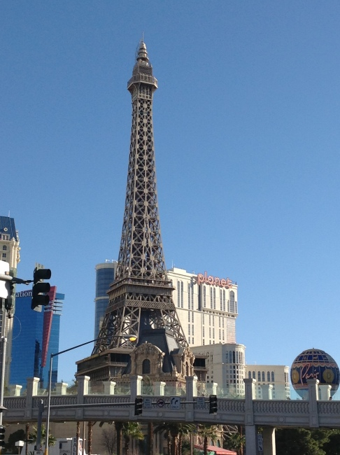 Eiffel Tower, Paris Hote