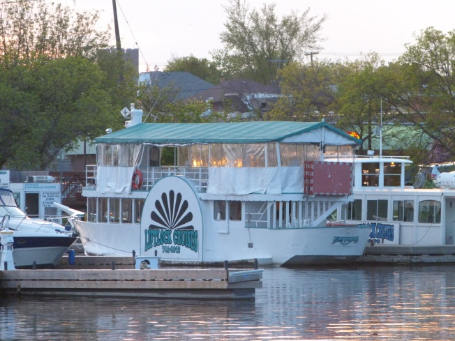 Peterborough Tour Boat