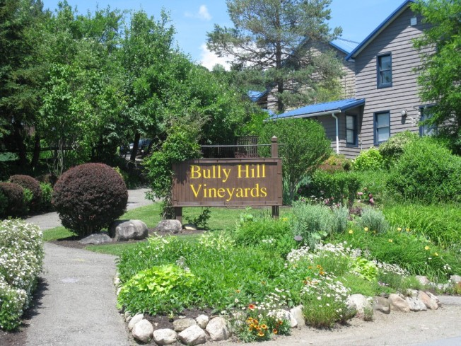 Bully Hill Winery