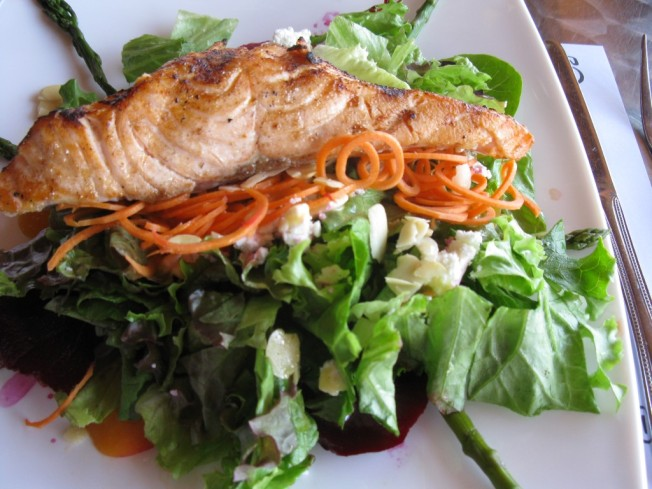 Yummy Salmon Salad