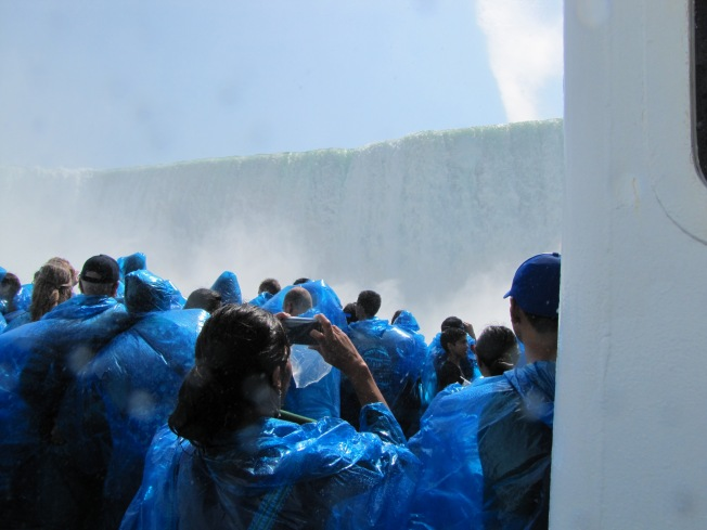 View from Maid of Mist