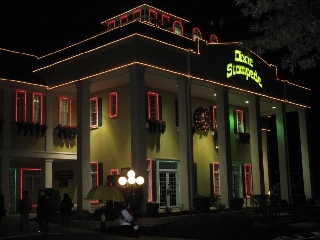 Dixie Stampede Theatre
