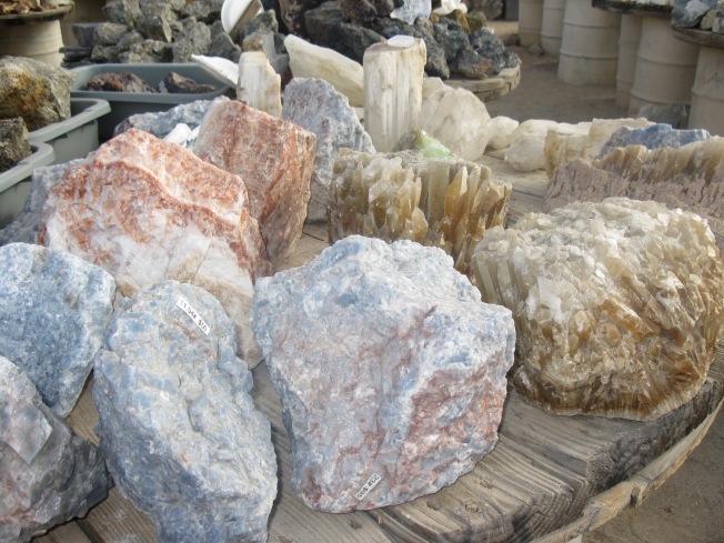 More Calcite