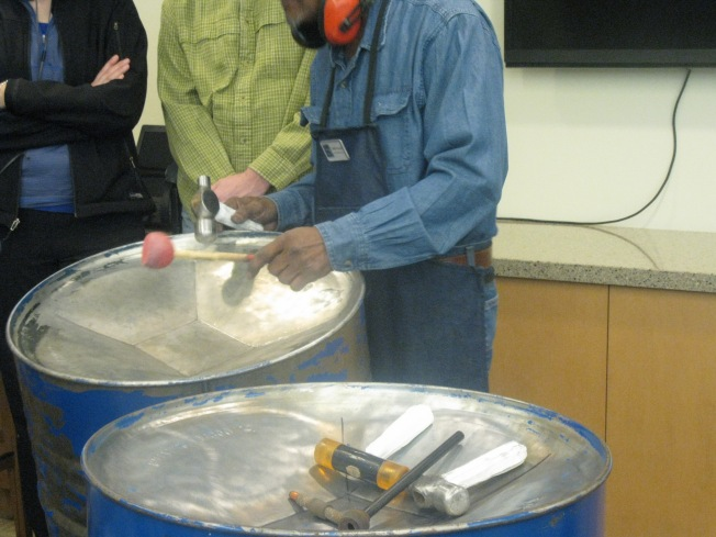 Steel Pan Maker