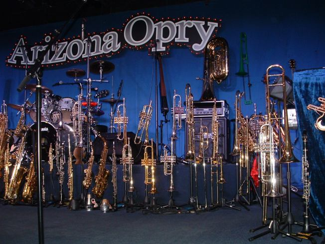 Arizona Opry Stage
