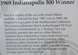 1969 winner