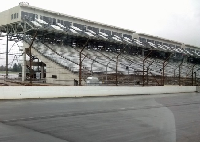 Indy 500 Track