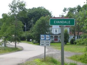 Evendale, N.B.