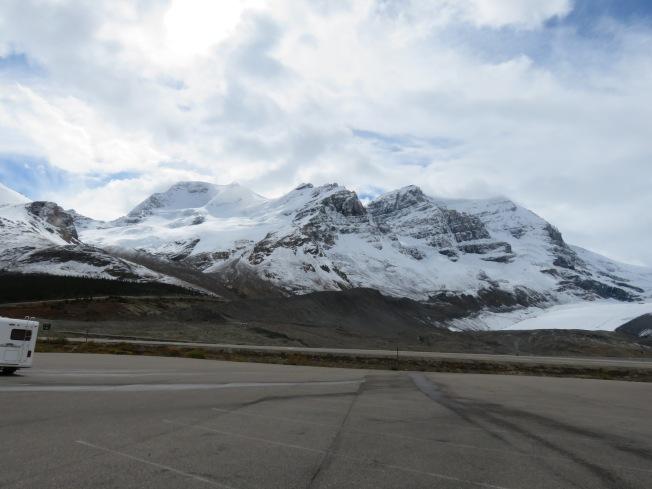 Glacier Icefields