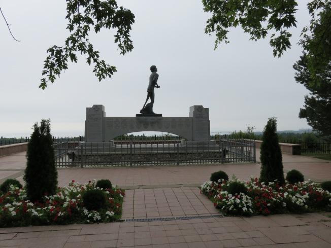 Terry Fox Memorial