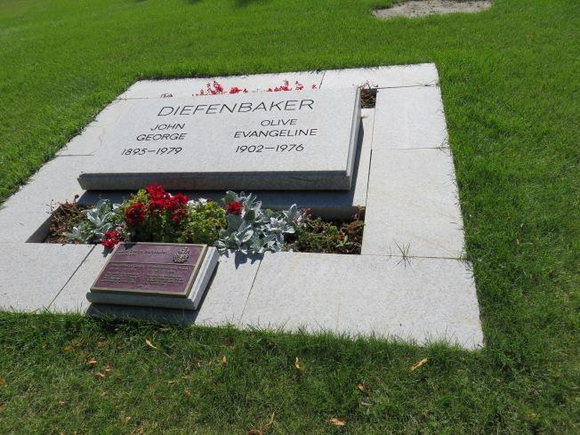 Diefenbaker Memorial