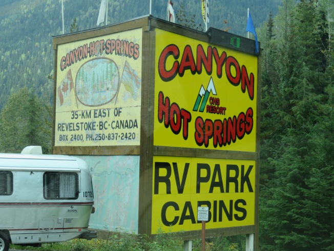 Canyon Hot Springs