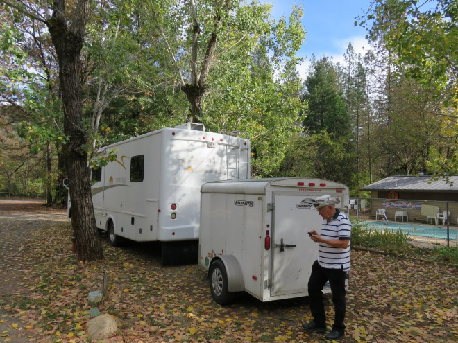 Shasta RV Resort and Campground, California