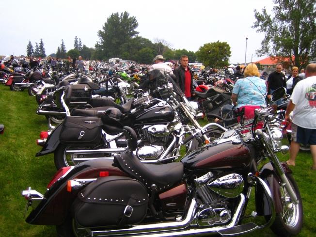 8sea-of-bikes