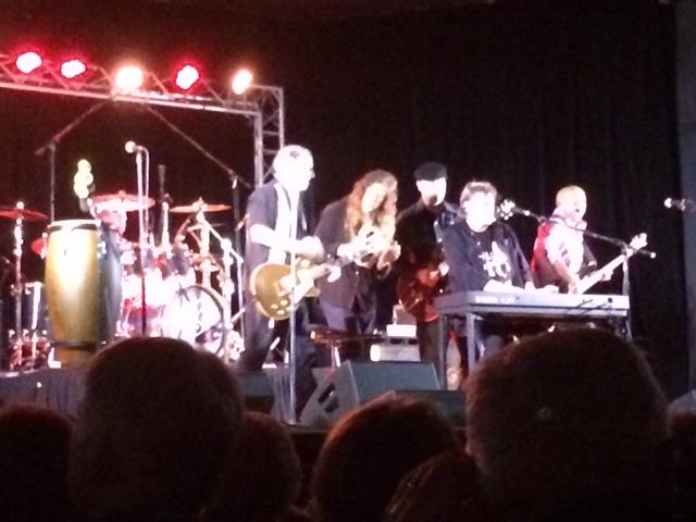 Burton Cummings and his Band