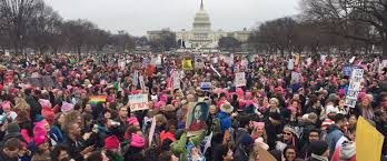 Women's March in Washington, DC