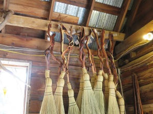 Finished Brooms