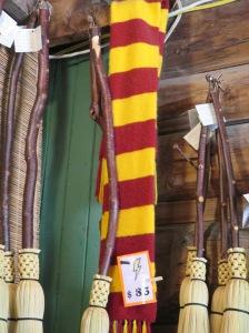 A Harry Potter Broom