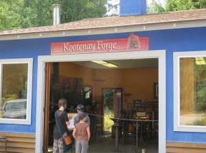 The Kootenay Forge