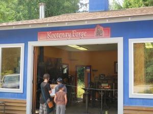The Kootenay Forge