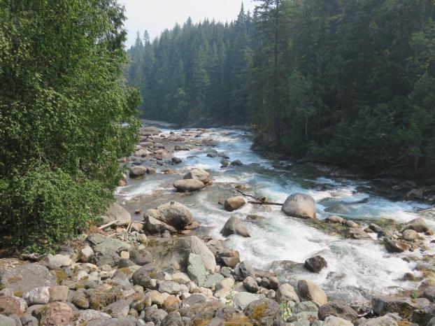 River walk, Kaslo
