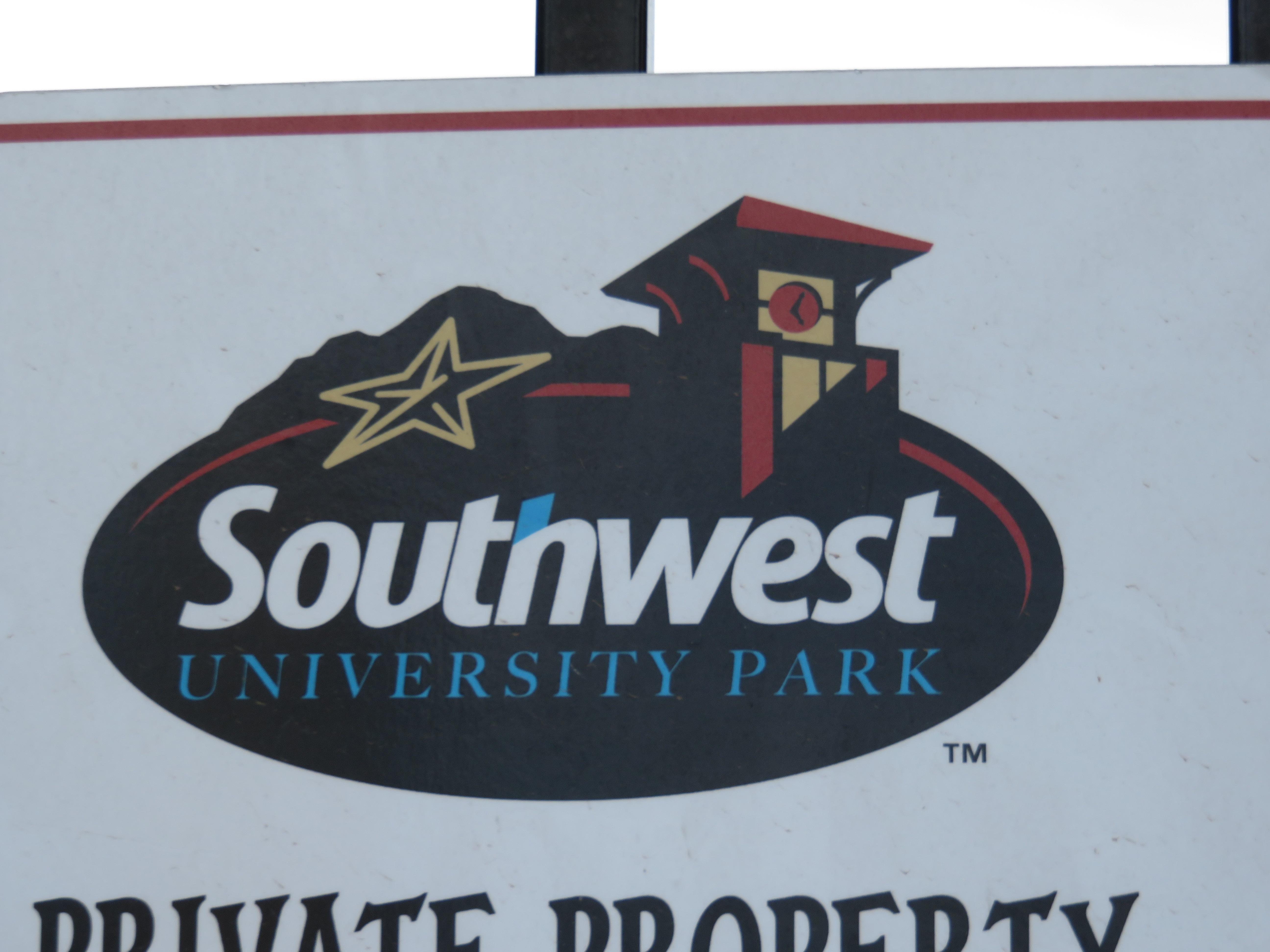 Southwest  University Park