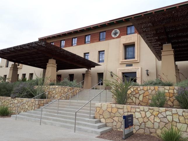 University of Texas El Paso Campus