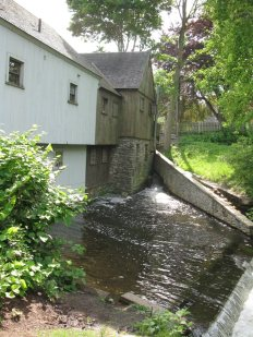 Plymouth Rock Grist Mill