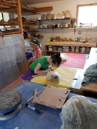 Intermediate Clay Camp