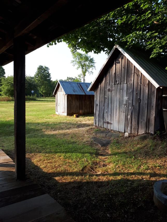 Barns at the Farm