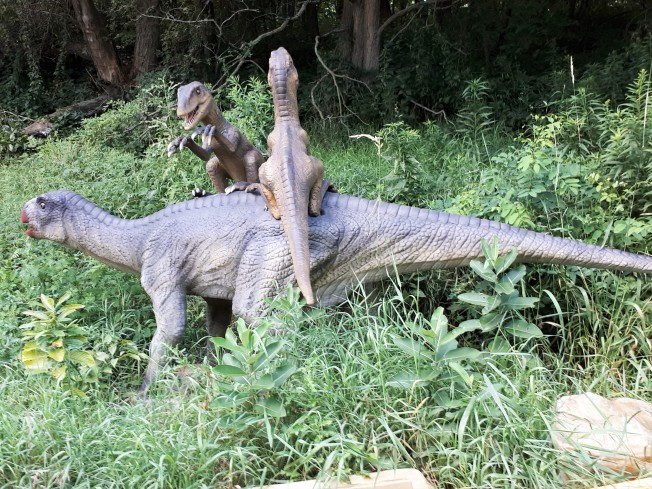 Dinosaur Park, Peterborough