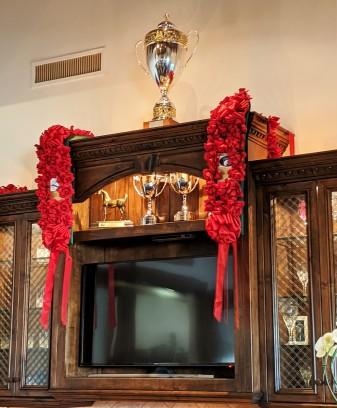 Trophies Room